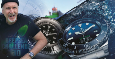 Rolex Deepsea Sea-Dweller D-Blue Dial & Deepsea Challenge Story