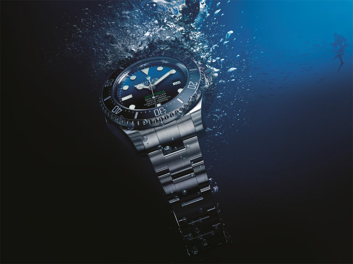 Rolex Deepsea Sea Dweller D Blue Dial Full Story Full Story