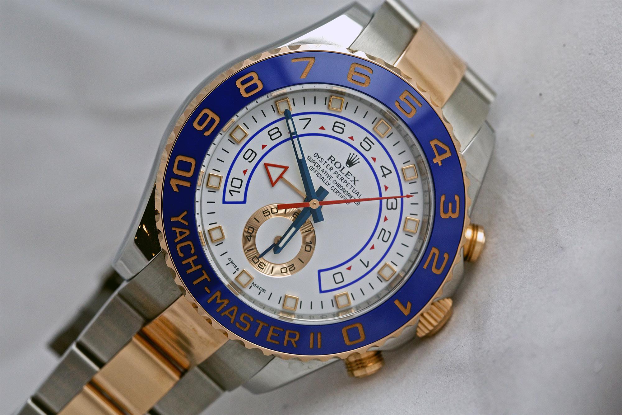 Rolex Yacht-Master II (Ref. 116681)
