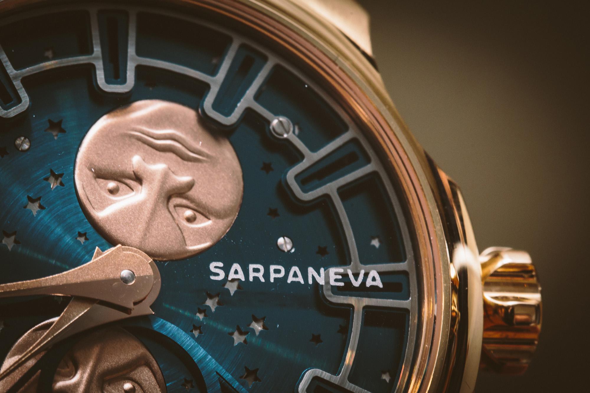 Sarpaneva Korona K3 Northern Stars