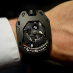 Urwerk UR-105 Dark Knight