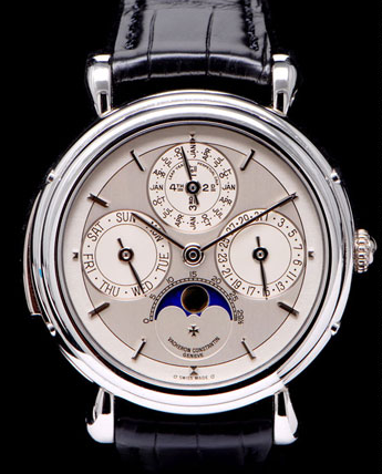 VC Patrimony Minute Repeater Perpetual Calendar