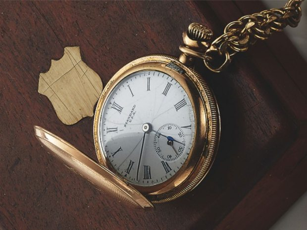 James Dean's pocket watch