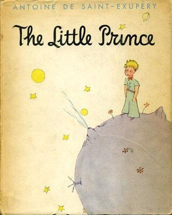 "Book Cover of ""The Little Prince"""