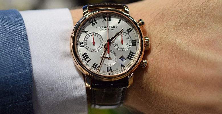 Chopard L.U.C 1963 Chronograph Hands-On