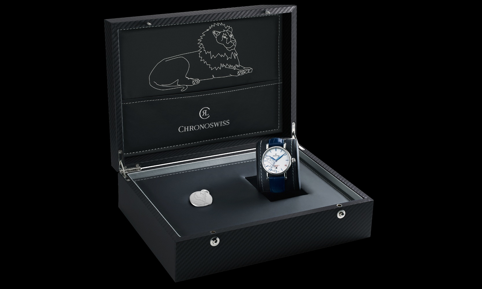 Chronoswiss Sirius Lion Special Editions - Packaging