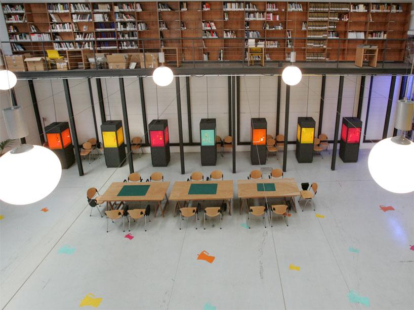 Creative Academy - Library & School