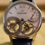 Greubel Forsey Asymmetrical Quadruple Tourbillon - Dial