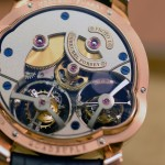 Greubel Forsey Secret Quadruple Tourbillon - Caseback