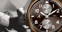 "IWC Antoine de Saint Exupéry – ""The Last Flight"""