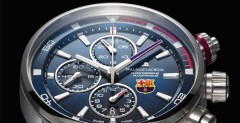 Maurice Lacroix Pontos S Chronograph for FC Barcelona
