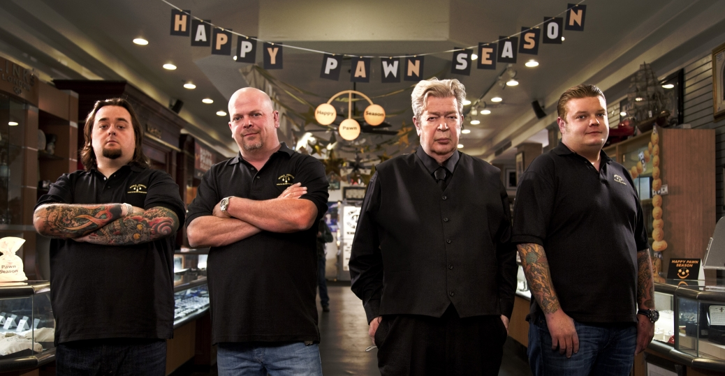 Pawn Star (TV Show) - The Experts