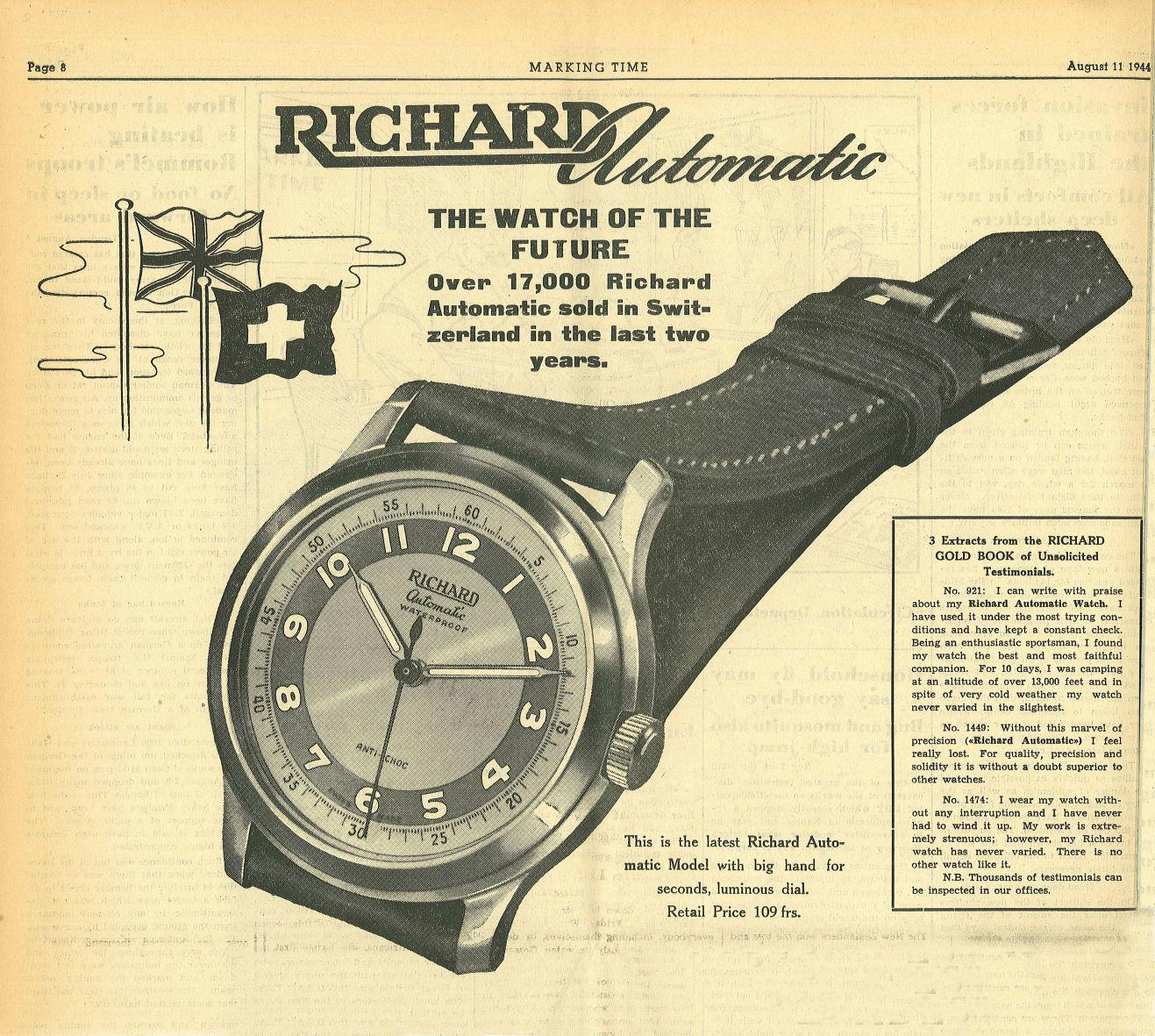 Richard Automatic