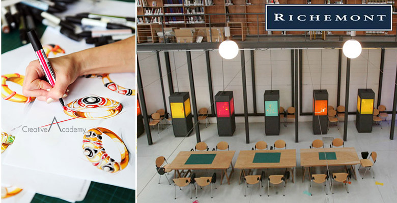 Richemont Creative Academy - So you want a career in luxury goods?