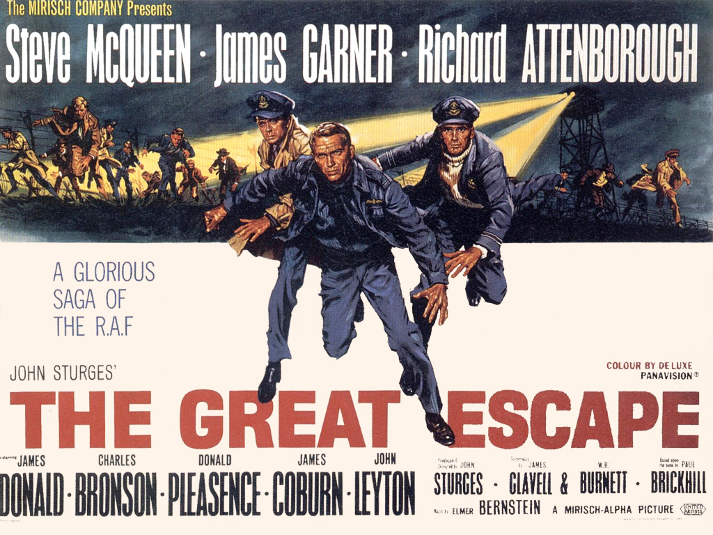 The Great Escape Movie
