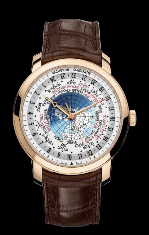Vacheron Patrimony Traditionnelle World Time