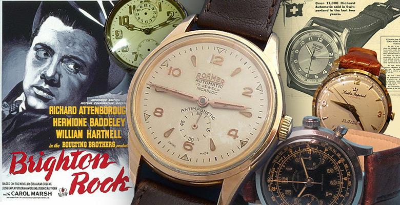 Which watch for Sir Richard Attenborough