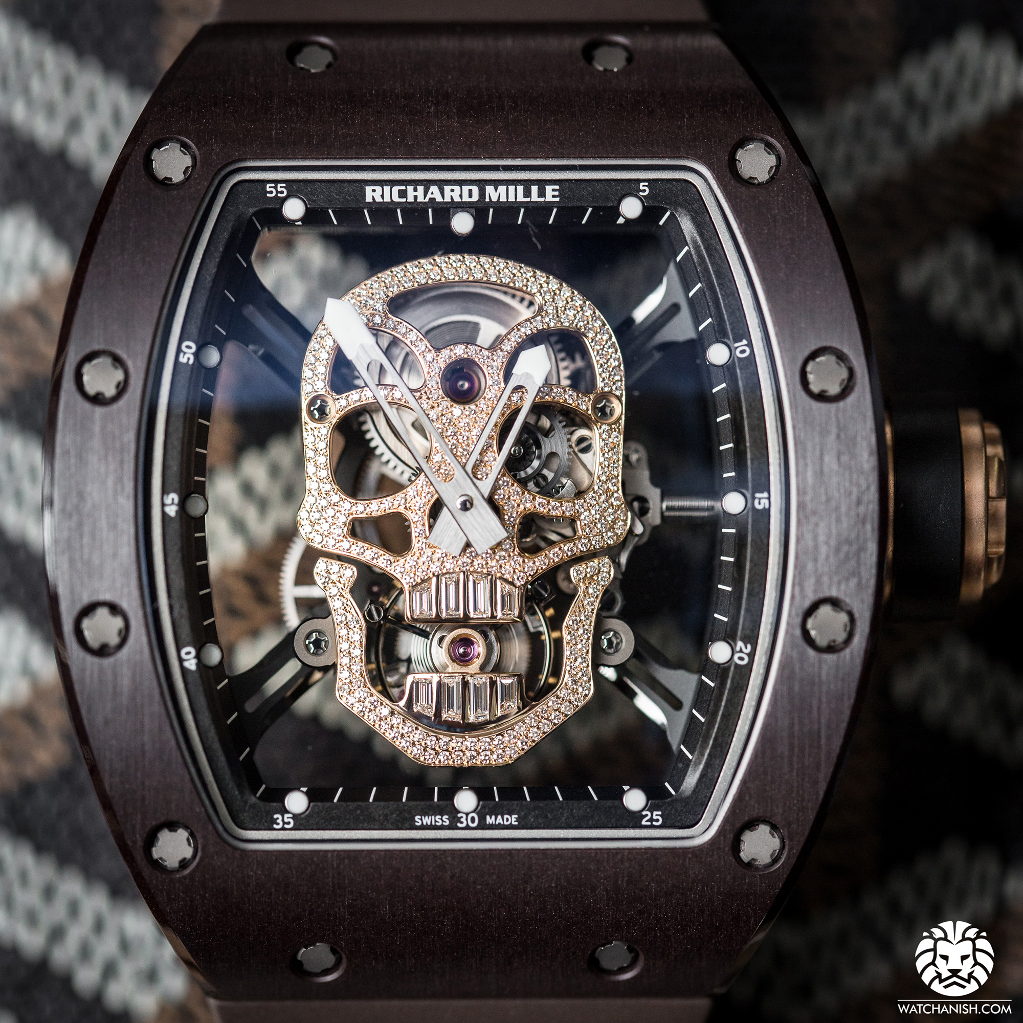 The RM56-02 by Richard Mille is a Horological Masterpiece