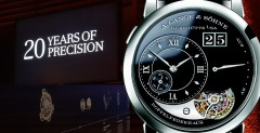 Visiting A. Lange & Söhne for its 20th birthday