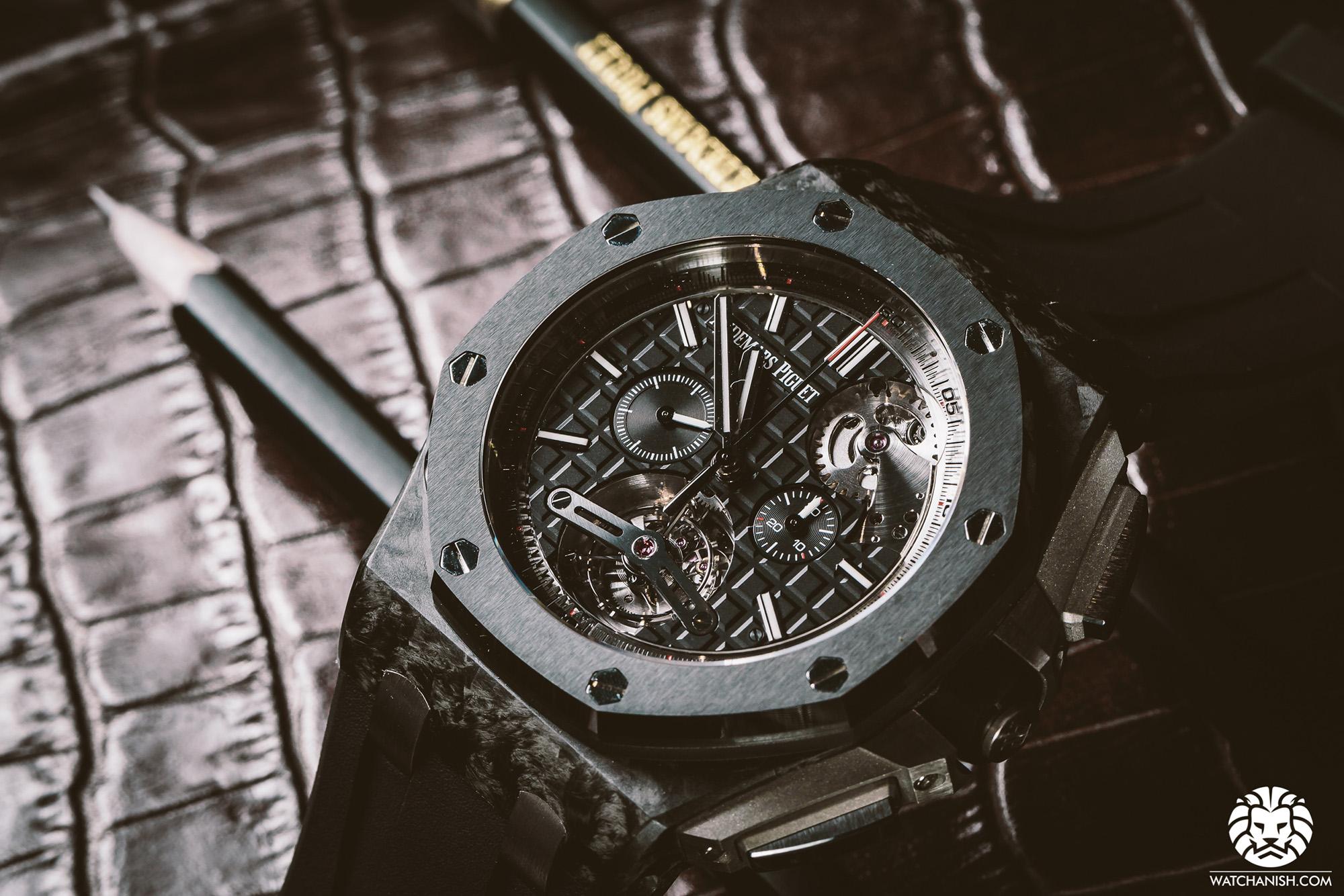 Audemars Piguet Royal Oak Offshore Tourbillon Chronograph