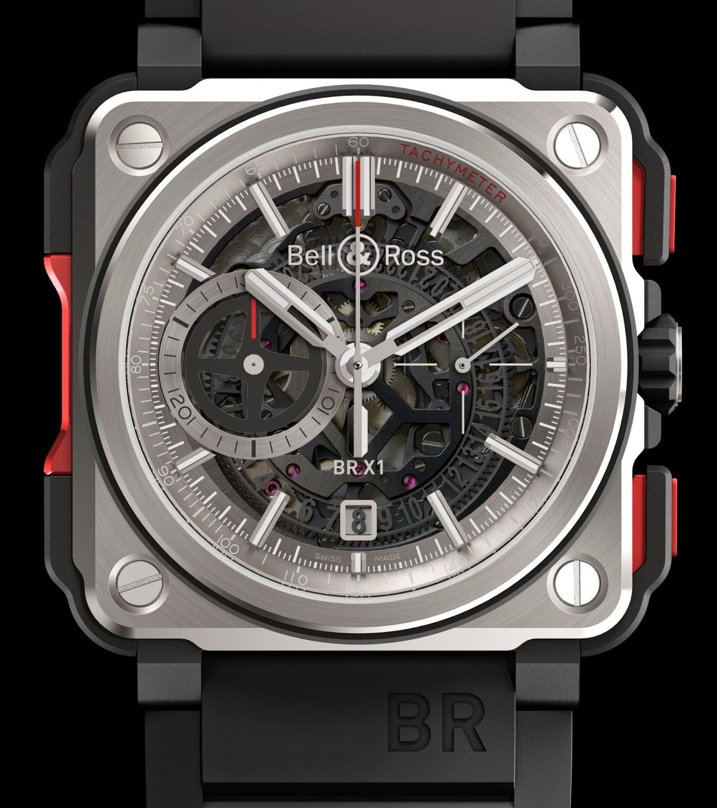 Bell & Ross BR-X1 Skeleton Chronograph Limited Edition