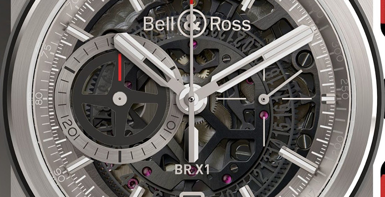 Bell & Ross BR-X1 - The Hypersonic Chronograph
