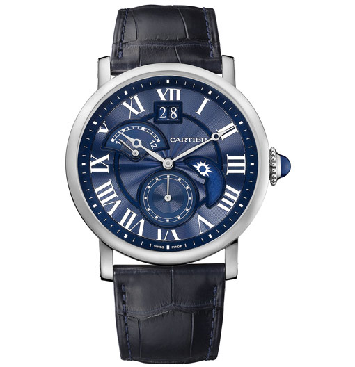 Cartier Rotonde de Cartier Second Time Zone Day/Night