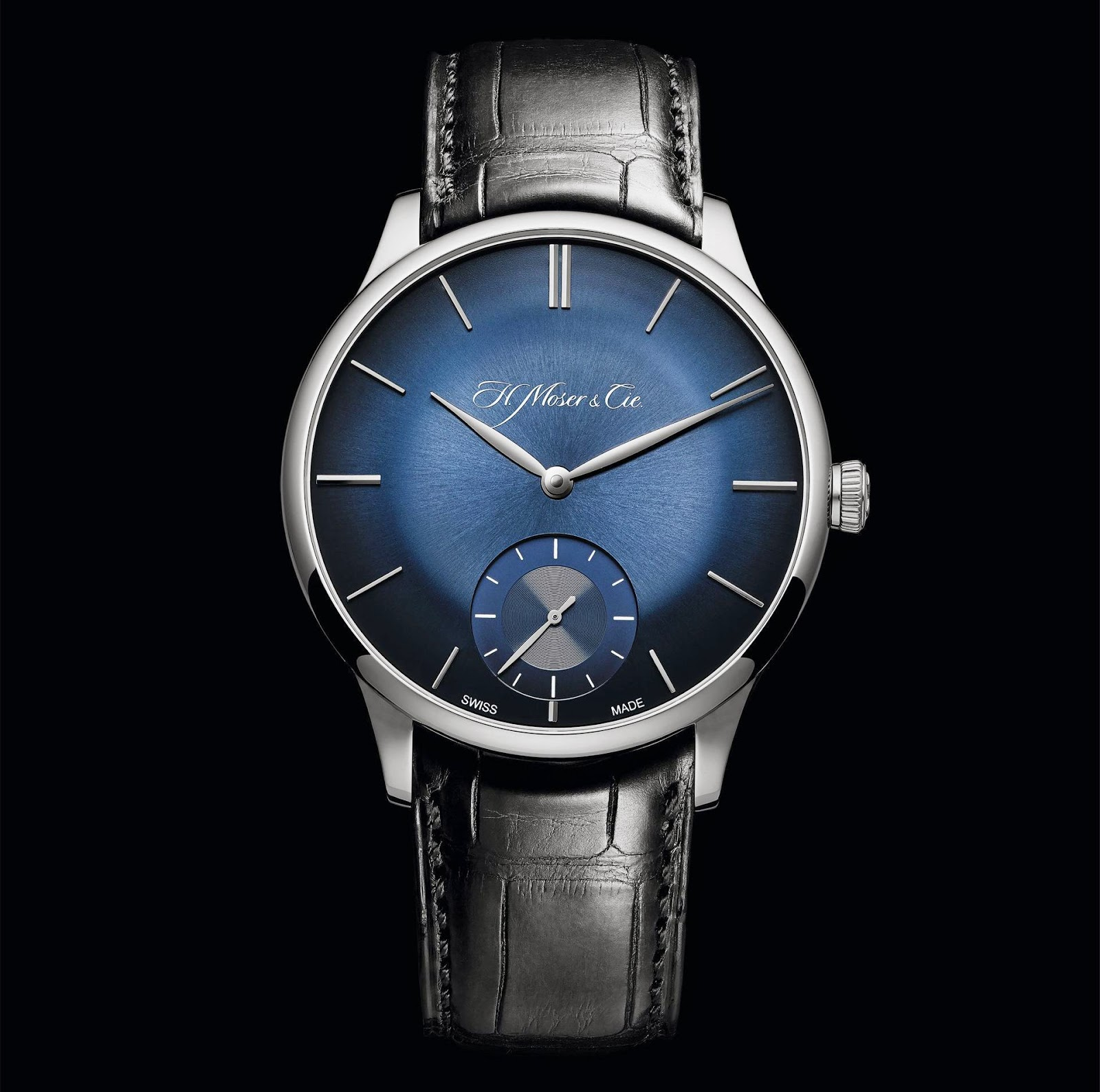 H. Moser & Cie Venturer Small Seconds Bucherer Edition