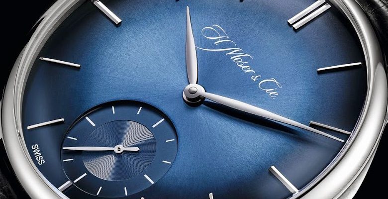 H. Moser & Cie Venturer Small Seconds for Bucherer
