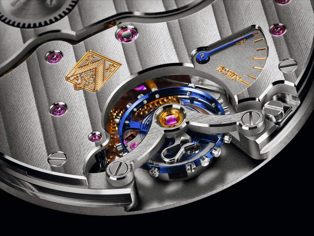 H. Moser & Cie HM327 Movement