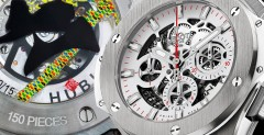 Hublot Aero Bang All White Special Edition Japan
