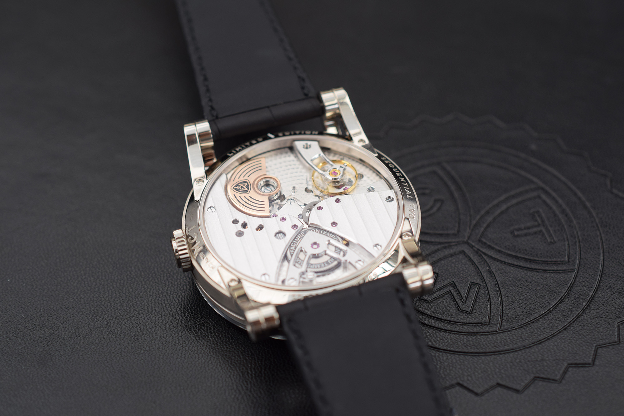 MCT Sequential Two S200 - Caseback