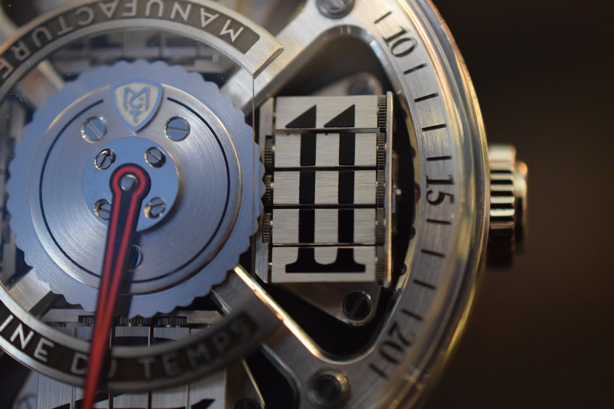 MCT Sequential Two S200 - Closeup