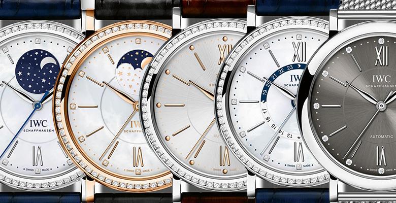 The New IWC Portofino Midsize Automatic 37mm Collection
