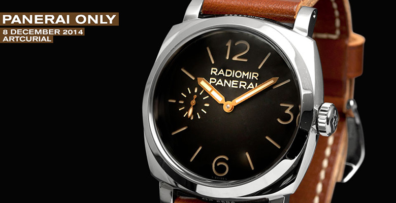 PANERAI ONLY - Why Paneristis will become crazy on December 8?