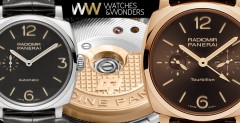 Panerai Unveil New Models at Watches & Wonders 2014