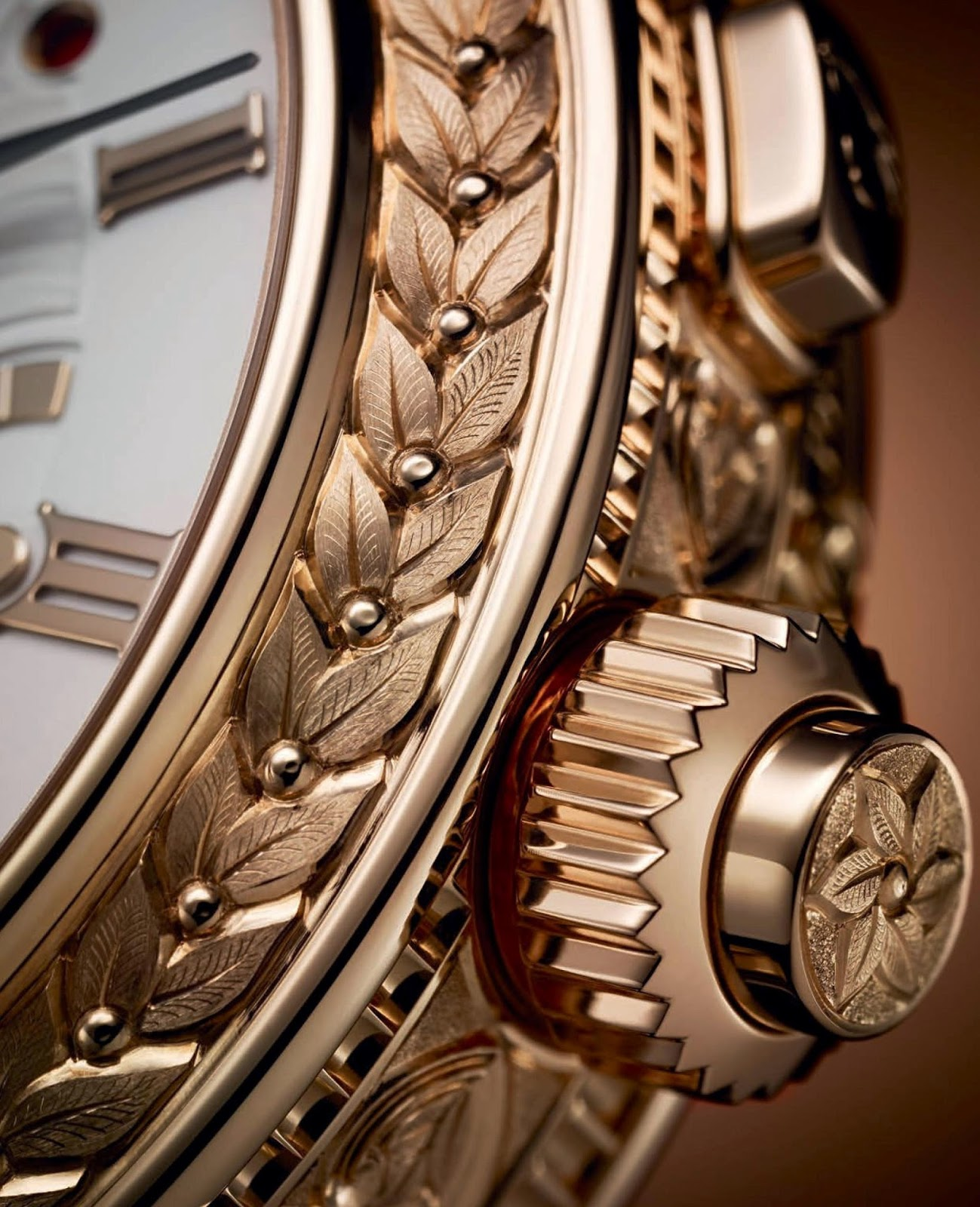 Patek Philippe Grandmaster Chime - Closeup