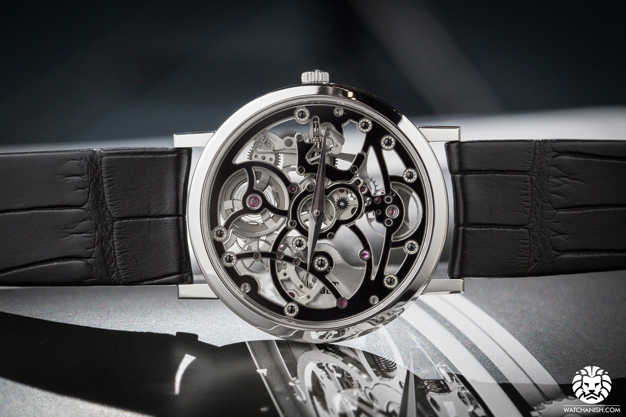 Watches & Wonders 2014 - Piaget Altiplano Skeleton