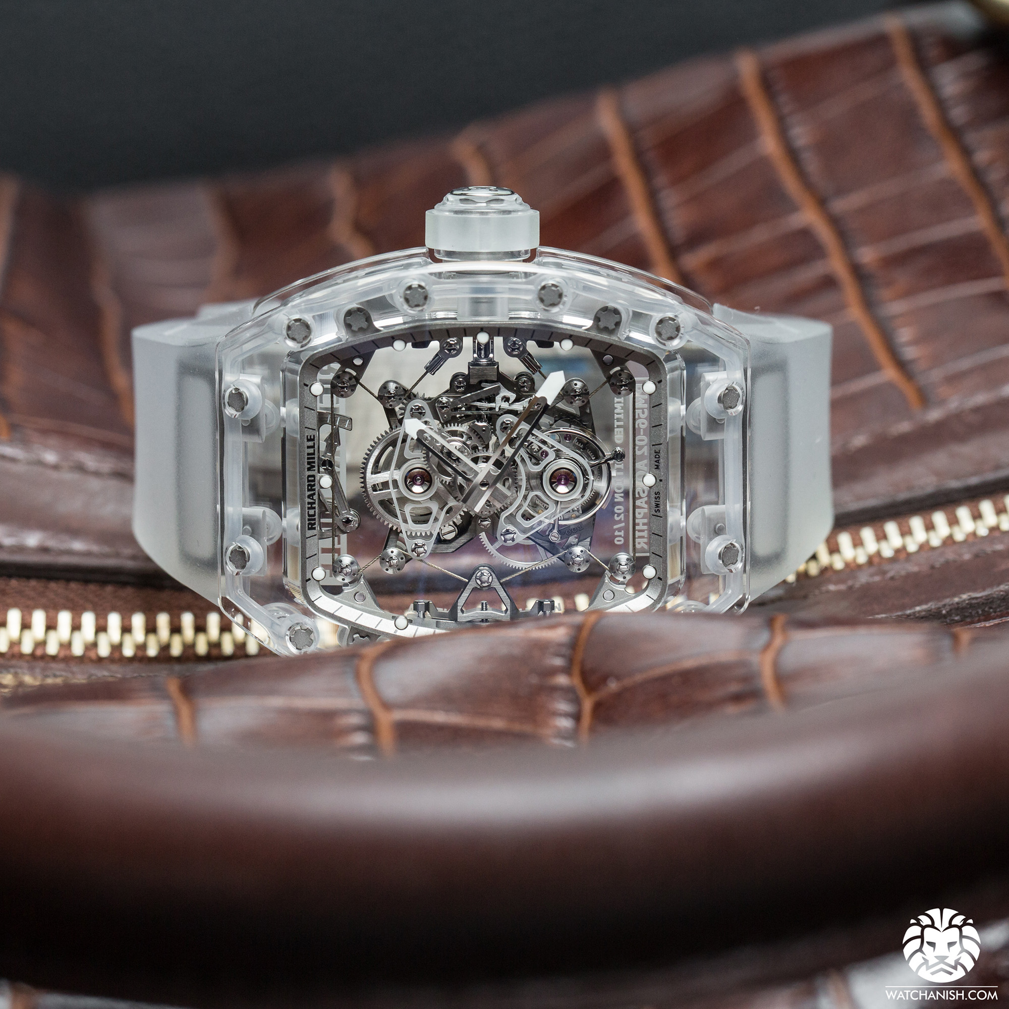 Watches & Wonders 2014 - Richard Mille RM056-02