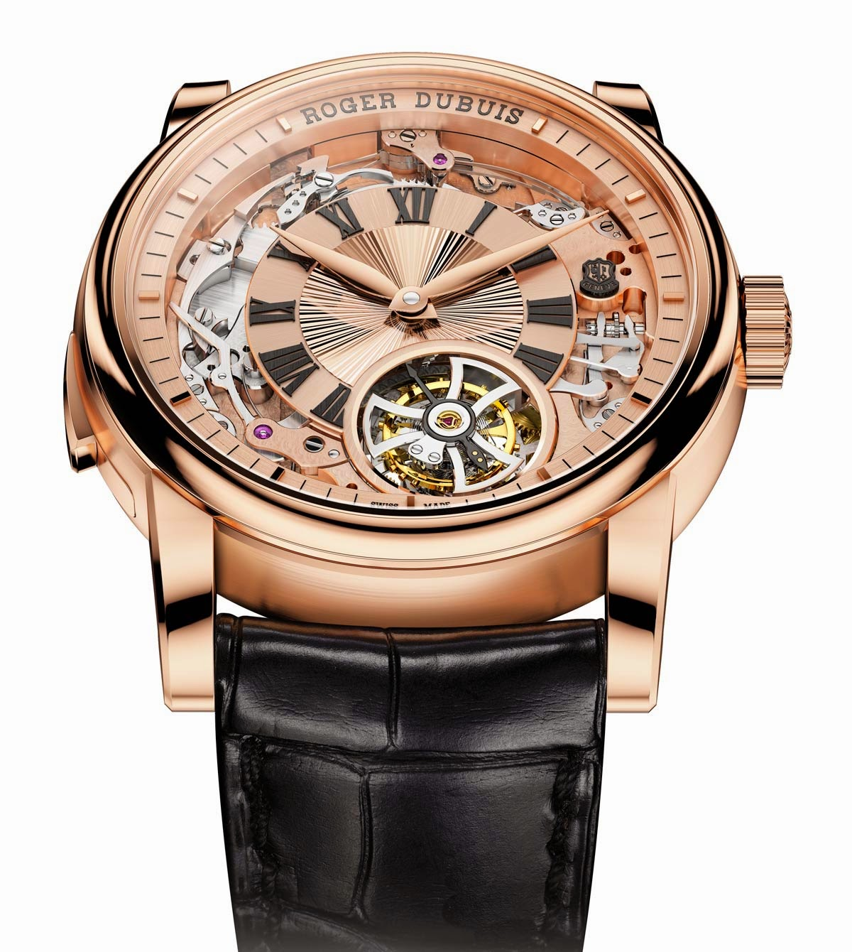 Roger Dubuis Minute Repeater Tourbillon Automatic