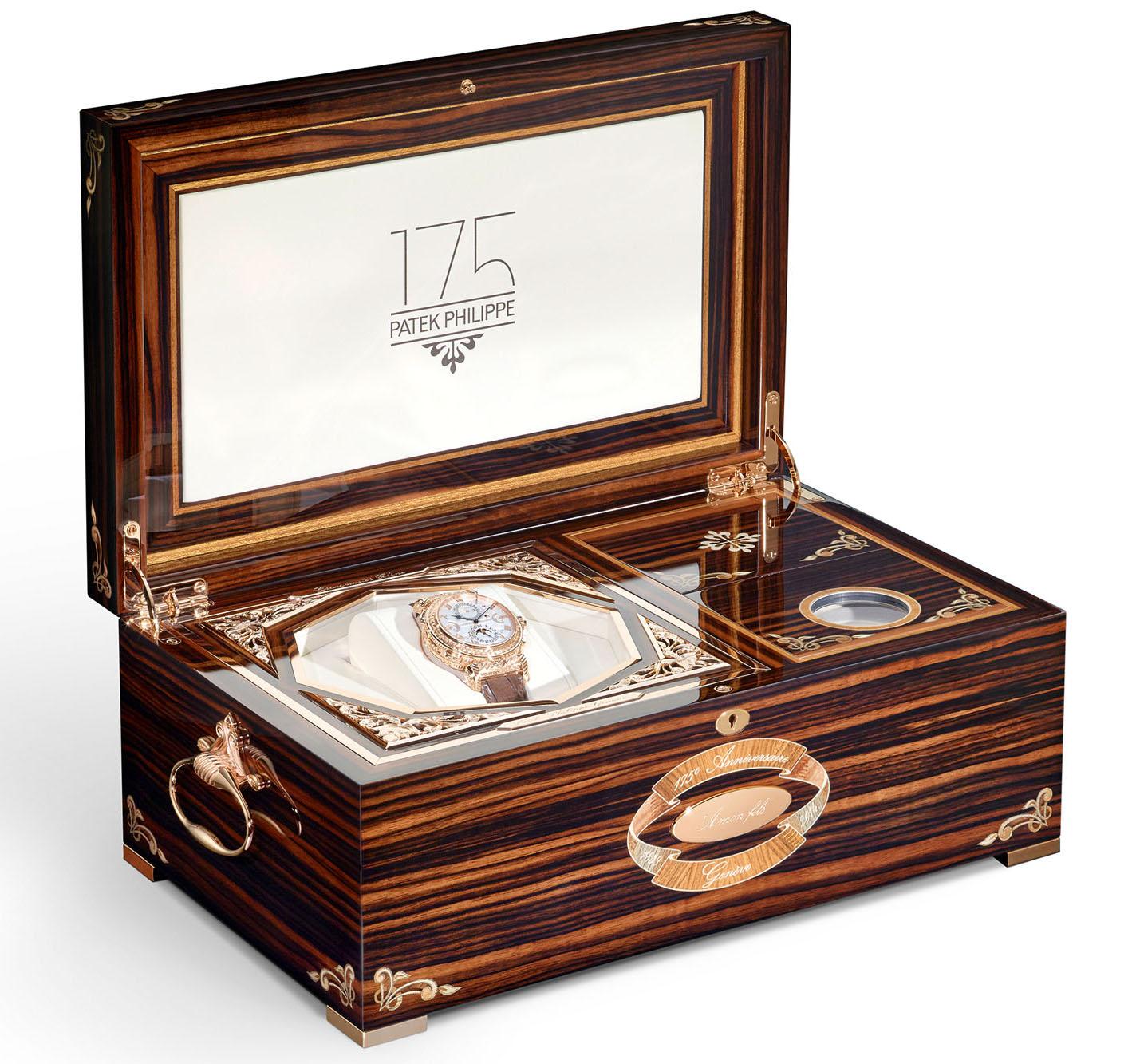 Patek Philippe Grandmaster Chime  presentation box