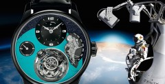 Zenith Academy Christophe Colomb Tribute to Felix Baumgartner