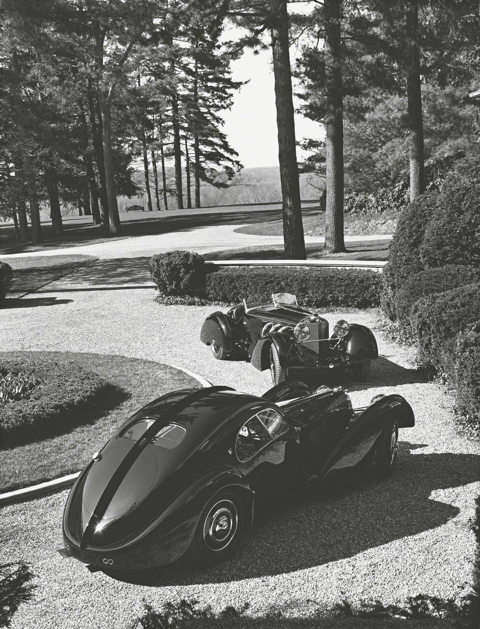 1938 Bugatti Type 57SC Atlantic Coupe