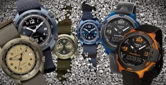 Aluminium Watches – New trend coming ?