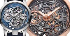 The Armin Strom Skeleton Pure Collection