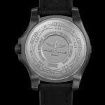 Breitling Avenger Blackbird - Caseback