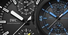 IWC Aquatimer Galapagos Editions 2014