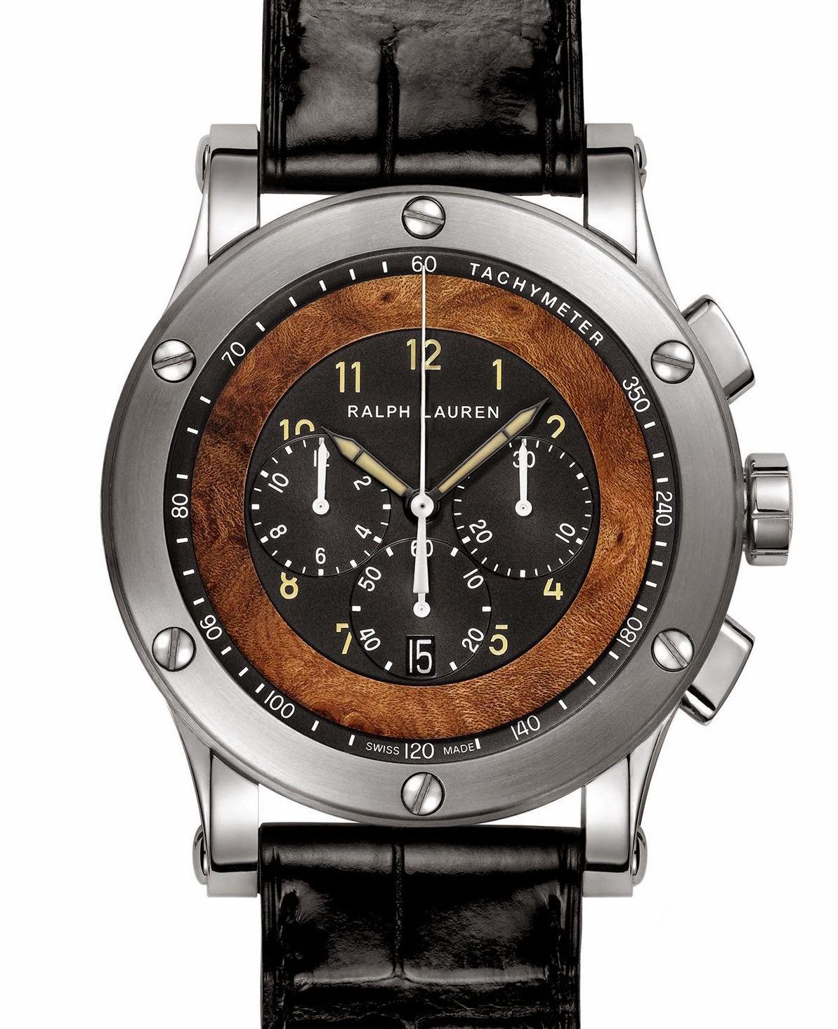 Ralph Lauren Automotive Chronograph