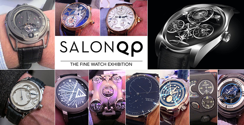 SalonQP 2014 Report
