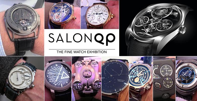 SalonQP 2014 Report